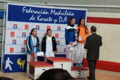 Cto. de Madrid de Karate Cadete, Junior y Sub-21 2017